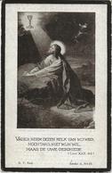 DP. LUDOVICA CARDON ° HOUTTAVE 1861- + STALHILLE 1929 - Godsdienst & Esoterisme
