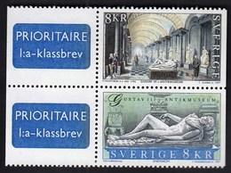 Sweden 1997 / Gustav III's Museum Of Antiquities / MNH / Mi 2017-2018 - Suède