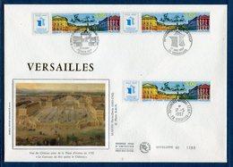 France - FDC - Premier Jour - YT N° 3073 - Versailles - Grand Format - 1997 - FDC