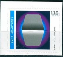 BRD - Mi 3540 Gestanzt Aus MH 119 - ** Postfrisch (F) - 110C     Optische Täuschungen - Ausgabe 02.04.2020 - Ongebruikt