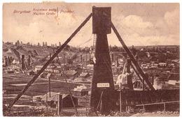 BORYSLAW : KOPALNIA NAFTY / NAPHTA GRUBE : PREMIER - PUITS De PÉTROLE / CRUDE OIL WELL - 1917 (ae443) - Ukraine
