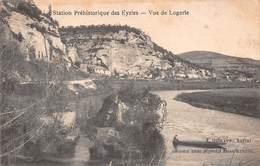24 - Les Eyzies - Station Préhistorique - Un Beau Panorama De Logerie - Autres Communes