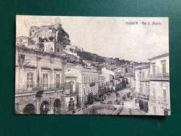 MODICA (RAGUSA) VIA S. MARIA  1916 - Modica