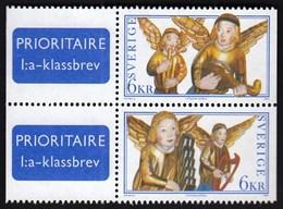 Sweden 1997 / Foreign Christmas Post / MNH / Mi 2027-2028 - Ungebraucht