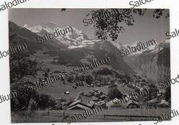 WENGEN Lauterbrunnen, Canton Berna - BE Berne