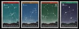 Botswana 1972 - Mi-Nr. 84-87 ** - MNH - Sternbilder - Botswana (1966-...)
