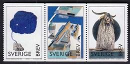 Sweden 1998 / Modern Museum / MNH / Mi 2036-2038 - Suède