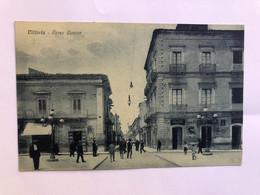 VITTORIA (RAGUSA)  CORSO CAVOUR  1936 - Vittoria