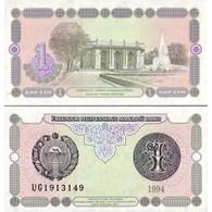 Billet OUZBÉKISTAN 1 SOM - Ouzbékistan