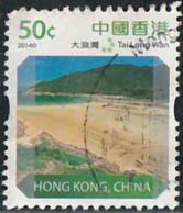 Hong-Kong 2014 Yv. N°1736 - 50c Tai Long Wan - Oblitéré - Used Stamps