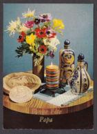 96386/ FETE DES PERES, Années Vintage, Bibelots, Décoration, Cruchons En Grès - Autres