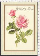 96360GF/ FETE DES MERES, Fleurs, Roses - Fête Des Mères
