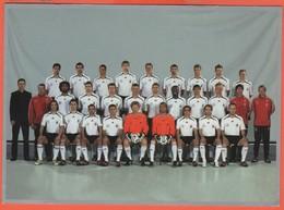 Cartoline - Tematica - Calcio - Nazionale Germania Al Campionato Del Mondo Del 2006 - Not Used - Calcio