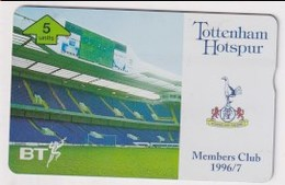 TK 23550 GREAT BRITAIN - BT L&G 605L... Tottenham Hotspurs - Football / Soccer - Sport