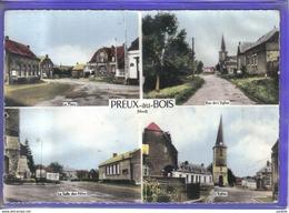 Carte Postale 59. Preux-aux-bois   Très Beau Plan - Andere Gemeenten