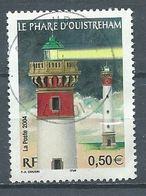 France YT N°3715 Le Phare D'Ouistreham Oblitéré ° - Gebraucht
