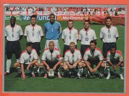 Cartoline - Tematica - Calcio - Nazionale Inghilterra Al Campionato Del Mondo Del 2006 - Not Used - Calcio