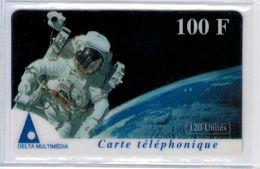 Top Collection - DELTA MULTIMEDIA - 100 F Cosmonaute - à Gauche Sur La Photo - Voir Scans - Francia