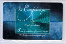 Top Collection - La Carte Plastique ISRA - 5 Mn - Voir Scans - Francia