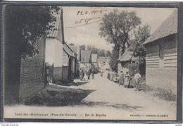 Carte Postale 62. Izy-lez-Hameaux Très Beau Plan - France
