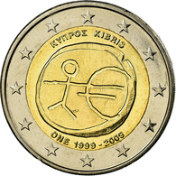 Chypre, 2 Euro, EMU, 2009, SPL, Bi-Metallic, KM:89 - Chipre