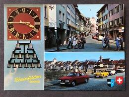 Rheinfelden Mehrbild Verschiedene Ansichten/ Oldtimer Autos - AG Argovie
