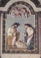 La Roche Posay - Eglise Notre-Dame - Rétable De La Nativité 1685 - La Roche Posay