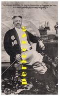 Sa Majesté Sisowath Roi Du Cambodge En Costume De Ville - Cambodge