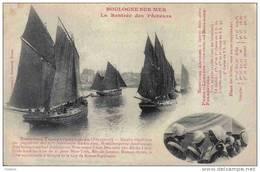 Carte Postale 62. Boulogne-sur-mer Trés Beau Plan - Boulogne Sur Mer