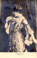 PREVOSTI Als FEODORA - CARTE VRAIE PHOTO / REAL PHOTO POSTCARD ~ 1905 (ae450) - Entertainers