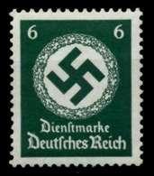 D-REICH DIENST Nr 135 Postfrisch X6F23B2 - Dienstpost