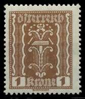 ÖSTERREICH 1922 Nr 361 Postfrisch X7AE17E - Ungebraucht