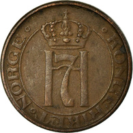 Monnaie, Norvège, Haakon VII, Ore, 1948, TTB, Bronze, KM:367 - Norvège