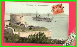 TAMARIS - Le Fort De Balaguier (recto Verso) - Tamaris