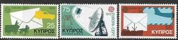 Cyprus 1979  Sc#513-5  Europa Set  MH   2016 Scott Value $4.25 - Cyprus (Republic)