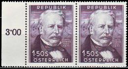 ** Austria - 1954 - Mi. 996 - Von Schwind - 1945-60 Ungebraucht