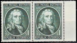 ** Austria - 1954 - Mi. 1007 - Von Rosenbrunn - 1945-60 Ungebraucht