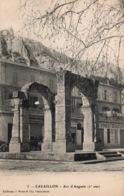 Cavaillon (Vaucluse) Arc Auguste, 2ème Vue - Edition J. Brun & Cie - Carte Dos Simple N° 3 Non Circulée - Cavaillon