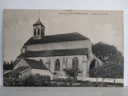 Gaye. Eglise - France