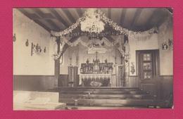 """76 - SAINT MARTIN EN CAMPAGNE - La Chapelle - Colonie De Vacances """"L'Ermitage- Carte Photo - France"""