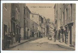 Le Vigan Avenue De La Gare - Le Vigan