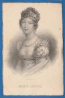MARIE LOUISE D'AUTRICHE - Historical Famous People