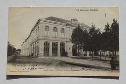 CPA Dpt 54 - Lunéville - Collége - Place Léopold - 1903  (livraison Gratuit France) - Luneville