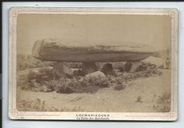 Locmariaquer La Table Des Marchands Photo 11x16 - Old (before 1900)
