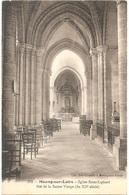 Dépt 45 - MEUNG-SUR-LOIRE - Église Saint-Liphard - Nef De La Sainte Vierge (fin XIIè Siècle) - Lib. Vve Gonelle, N° 212 - Sonstige Gemeinden