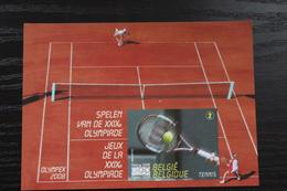 BL157 'Tennis' - Ongetand - Zeer Mooi! - Belgique