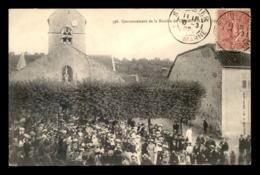 52 - CHAMOUILLEY - COURONNEMENT DE LA ROSIERE - Frankrijk