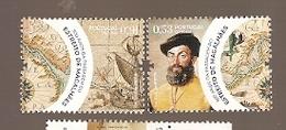 Portugal ** & 500 Years Passage Of Magellan  Strait, Fernão De Magalhães 2020 (86429) - Ungebraucht