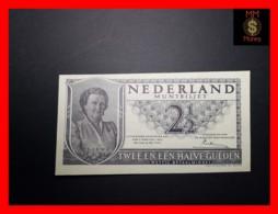 NETHERLANDS 2 ½  Gulden  8.8.1949  P. 73   UNC - [2] 1815-… : Kingdom Of The Netherlands