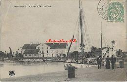 Carentan - Le Port - 1907 - Carentan